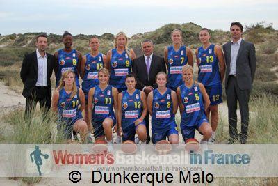 Dunkerque Malo 2012-2013 team-pictur