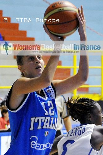 Elisa Penna   © FIBA / Michele Gregolin