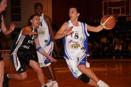 Anaïs Le Gluher NF1 final four MVP