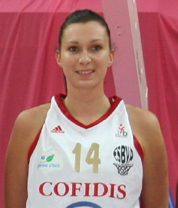 Elodie Bertal © womensbasketball-in-france.com