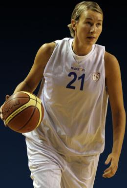 Elodie Godin ©  Cras Basket