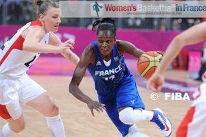 Emilie Gomis©  FIBA