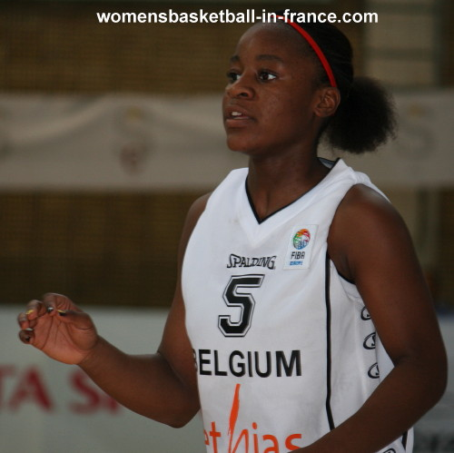 Emmanuella Mayombo © FIBA Europe