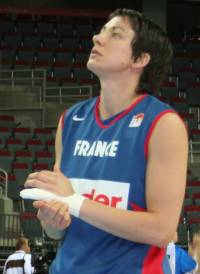 Emmanuelle Hermouet © womensbasketball-in-france