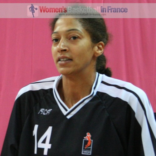 Emméline Ndongue © womensbasketball-in-france.com