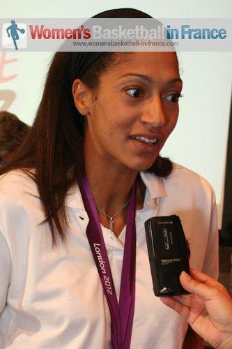 Emméline Ndongue © womensbasketball-in-france.com