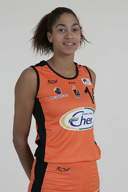 Emméline N'Dongue © Ligue Féminine de BasketBall