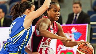 Epiphanny Prince / Epifaniya Prints   © FIBA Europe