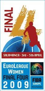 EuroLeague Women 2009 final four poster ©   FIBA Europe