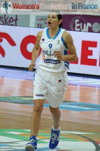 Evanthia Maltsi ©   womensbasketball-in-france.com