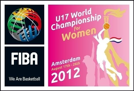 FIBA U17 World championship women poster