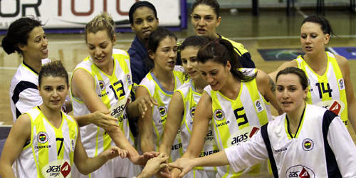 Fenerbahce ended the hopes of Tarbes © Fenerbahce sk