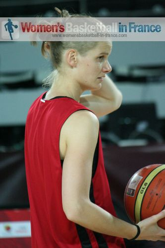 Florence Lepron © womensbasketball-in-france.com