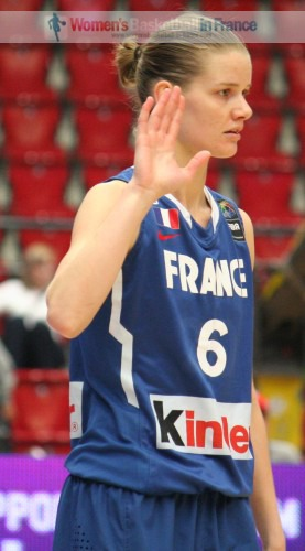 Florence Lepron ©  womensbasketbll-in-france.com