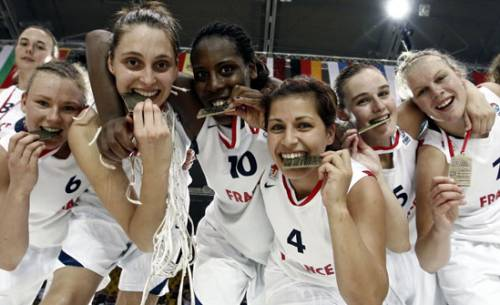 generation 89 win title for second time for France  © Wojciech  Fiourski FIBA Europe