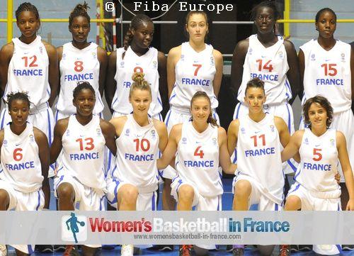 France U16 - 2011   © FIBA EUROPE / Michele Gregolin