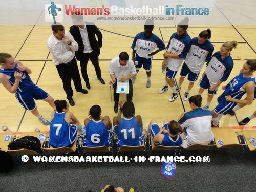 France  U16 in Mersch  2013