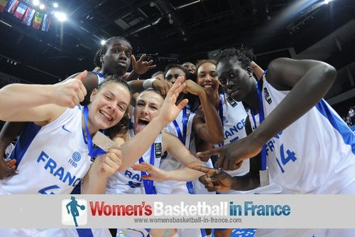 Marième Badiane, Clarince Djald, Aby Gaye, Pauline Lithard, Marie-Eve Paget