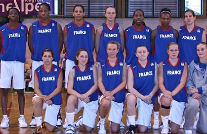 France win bronze in 2008 © Olivier Sarre