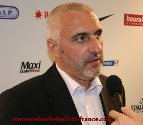 François Gomez ©womensbasketball-in-france