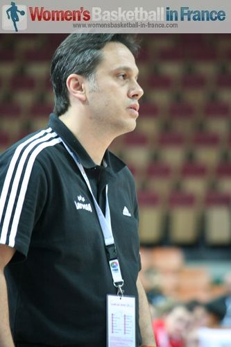 George Dikeoulakos ©   womensbasketball-in-france.com