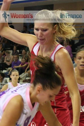 Géraldine Bertal ©  womensbasketball-in-france.com