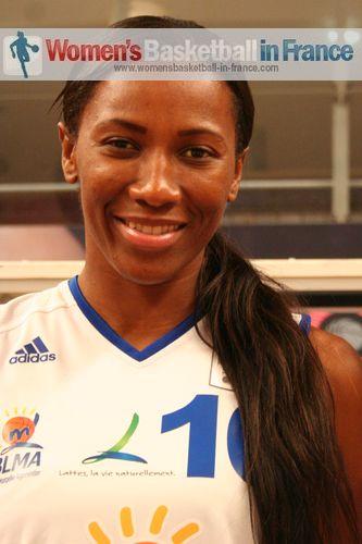 Géraldine Robert  © womensbasketball-in-france.com