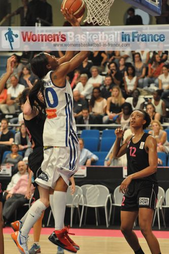 Géraldine Robert  © womensbasketball-in-france.com