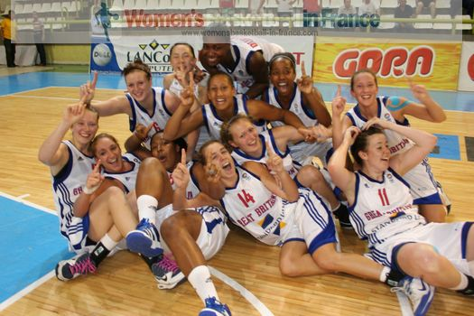 Great Britain U20 win promotion for the first time in history in 201