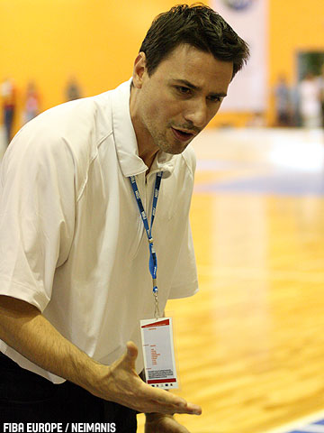 Grégory Halin © FIBA Europe