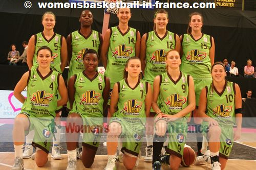 Union Hainaut team picture 2012-2013
