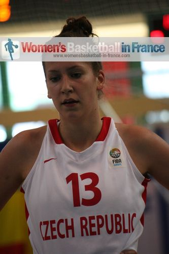 Hana Veselá © womensbasketball-in-france.com