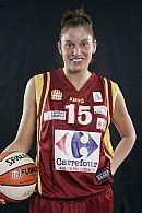 Emméline N'Dongue © Ligue Féminine de BasketBall
