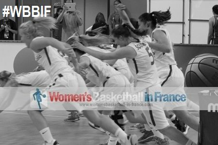 czech U17 qualify for FIBA U17 World Championship for Women semi-final