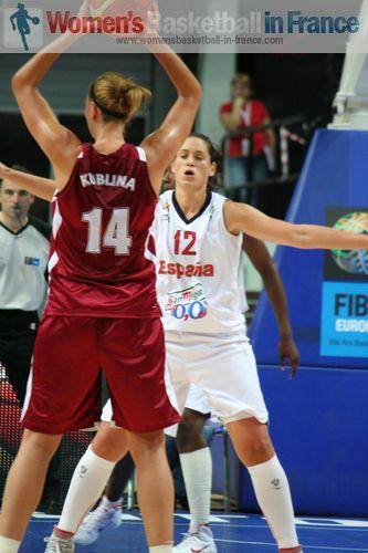 Ieva Kublina and Anna Montanana