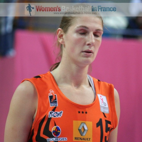 Ilona Burgrova © womensbasketball-in-france.com