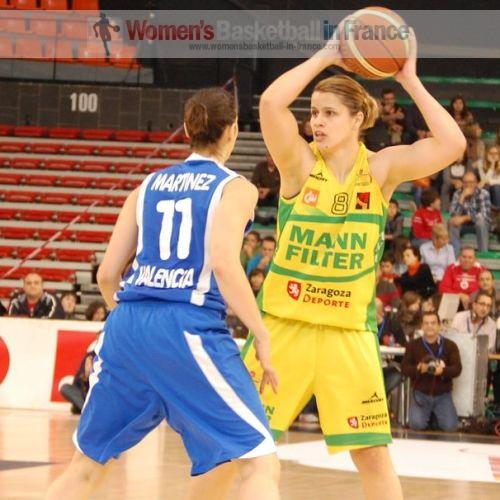 2011 Copa de la Reina Ines Kresovic