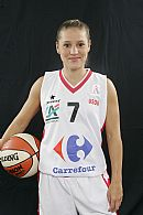 Ingrid Tanqueray) ©  Ligue Féminine de BasketBall