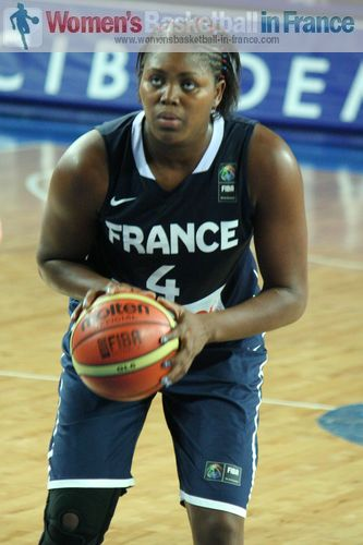 Isabelle Yacoubou-Dehoui©  womensbasketball-in-france.com