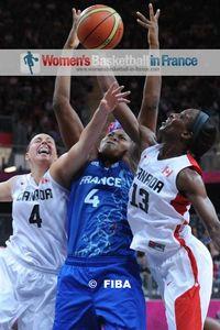 Isabelle Yacoubou-Dehoui ©  FIBA