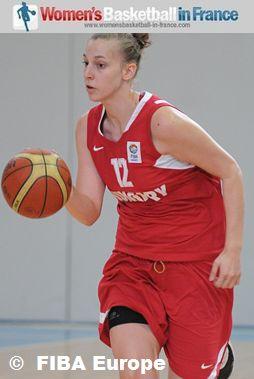 Janka Hegedüs ©  FIBA Europe