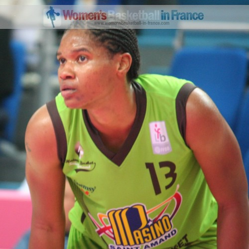 Jasmon Covington © womensbasketball-in-france.com