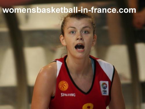 Jelana Antik © womensbasketball-in-france.com