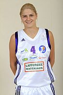 Jennifer Humphrey (Basket Landes) ©  Ligue Féminine de BasketBall