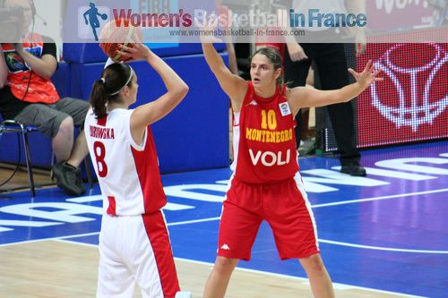 Jelena Dubljevic © womensbasketball-in-france.com