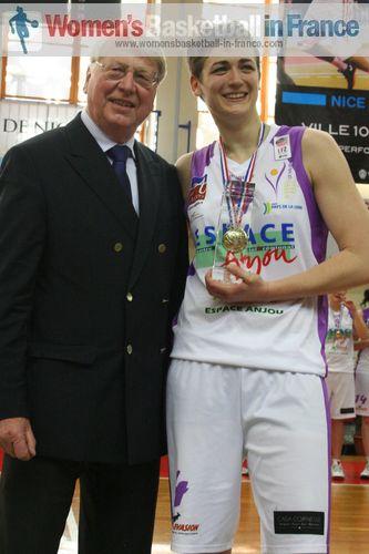 Johanna Cortinovis  LF2 Final Four 2013 MVP