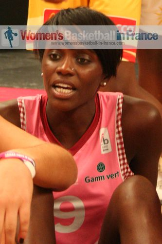 Johanne Gomis Halilovic © womensbasketball-in-france.com