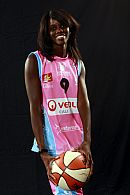 Johanne Gomis (Arras) ©  Ligue Féminine de BasketBall