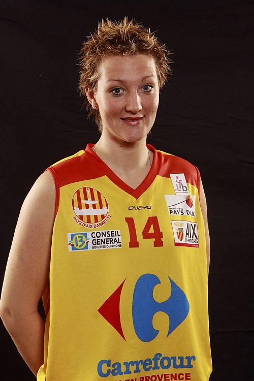 Julie Page    © Ligue Féminine de Basket