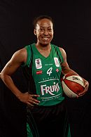 K.B Sharp (Mondeville) ©  Ligue Féminine de BasketBall